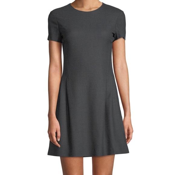 9c0ace9aa7e Theory Corset T-Shirt Dress